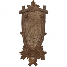 Decorative trophy board for Red stag trophy