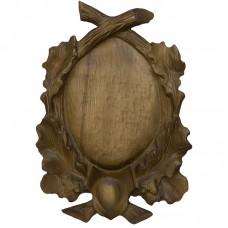 Decorative handmade trophy board