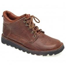Courteney Hunter Brown Leather