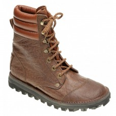 The Courteney Patrol Brown Leather
