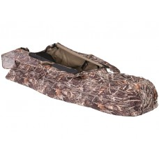 Duck Commander The Landing Strip Layout Blind Polyester Realtree Max-4