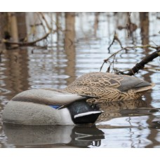 GHG Pro-Grade No-Head Feeder Mallard Duck Decoys 2-Pack