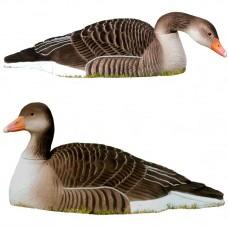 DKwai Greylag Goose decoy set 12 pcs.