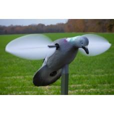 Мюре на гривяк с въртящи крила