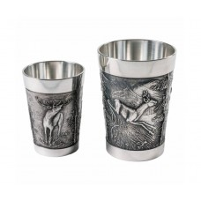 Fritzmann Pewter cup - 11 cm