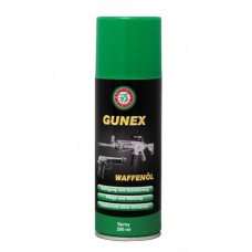 Ballistol Gunex gun oil - 200 ml.