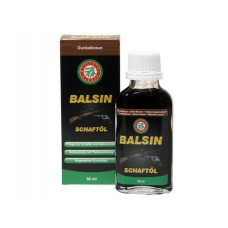 Масло за дърво Ballistol Balsin Dark brown 50 мл.