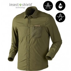 Harkila Herlet Tech shirt rifle green