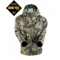 Sitka Downpour jacket Ground Forest