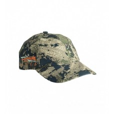 Sitka side logo cap Ground Forest camo
