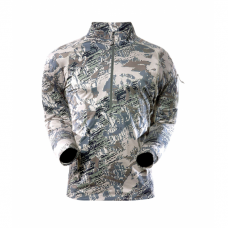 Термо блуза Sitka - Merino Core LS Zip-T Open Country