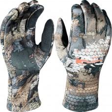 Sitka Gradient gloves Timber