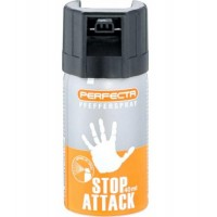 Спрей за самозащита Perfecta Pepper Spray Animal Stop OC 110 - 40 мл.